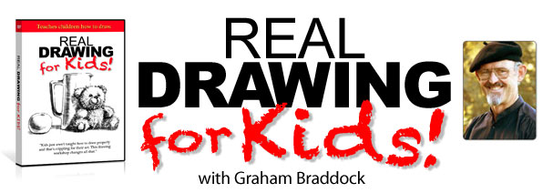 Real Drawing for Kids with Graham Braddock